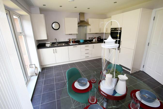 Christchurch - Kitchen View