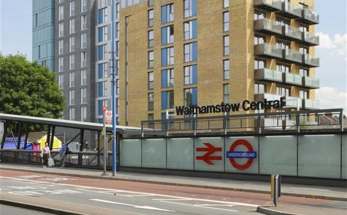 Walthamstow Central Station