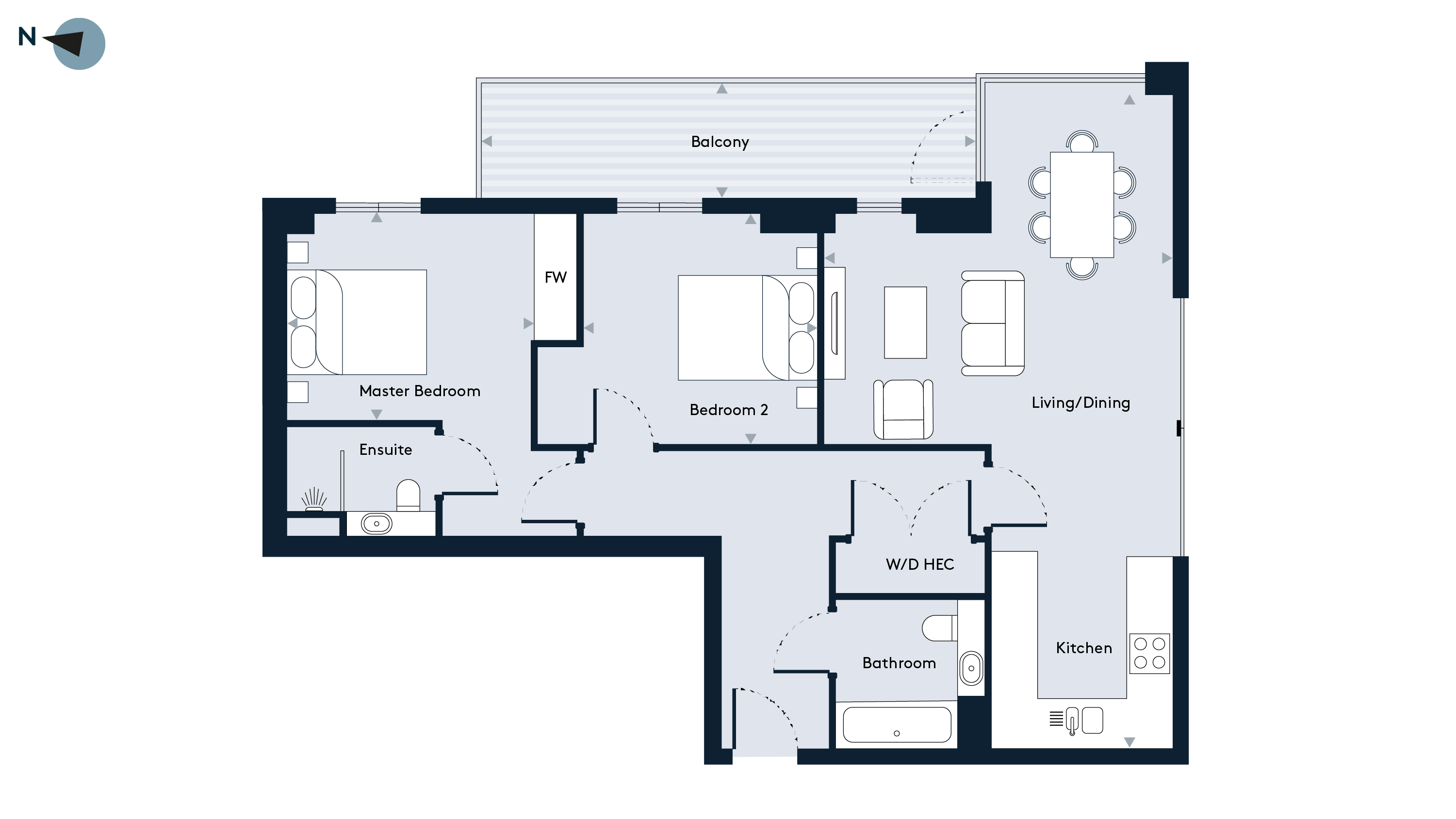 Apartment 58 Solum Key Fob Schematic South West