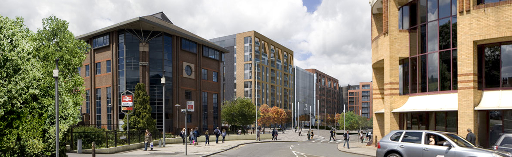 Guildford - New Homes