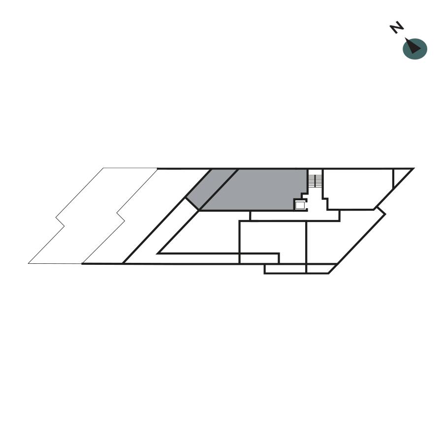 Twickenham Gateway - Floorplan Apartment 32