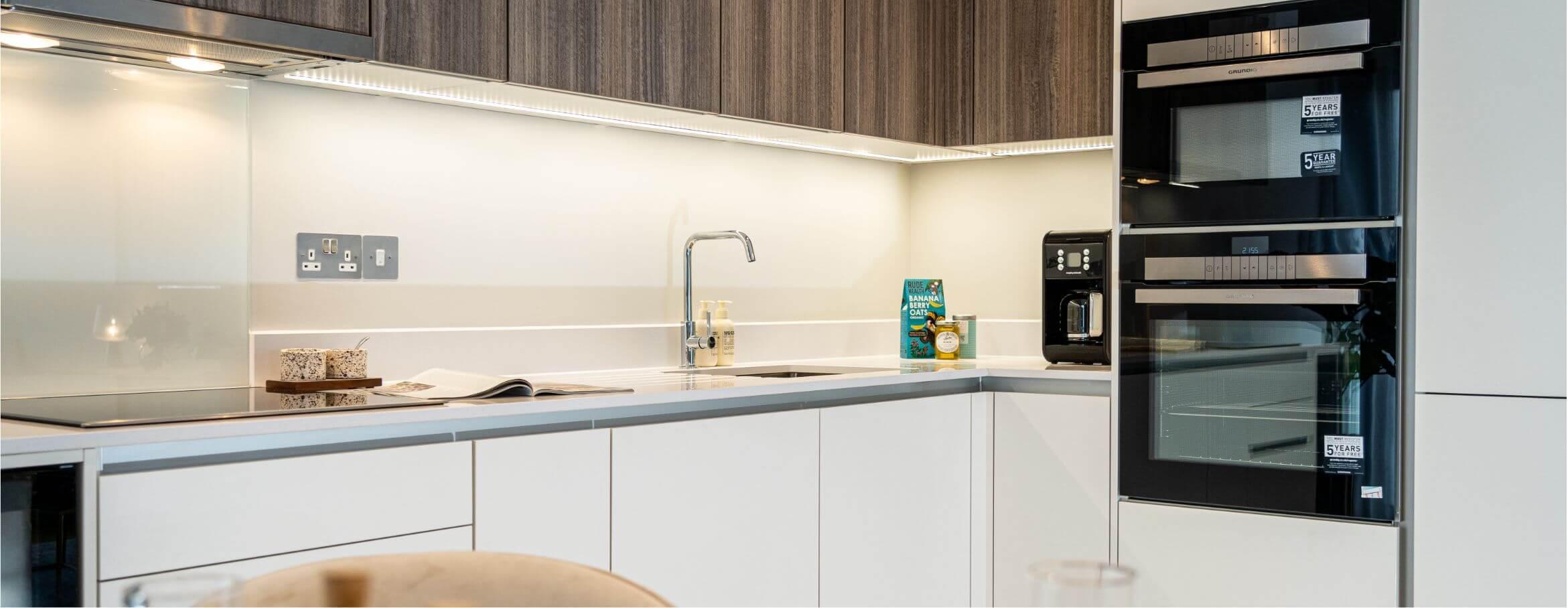 Twickenham 31 Kitchen space